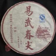 2008 Yong Pin Hao Yiwu Chun Jian Raw Puerh Cake 400g from Chawangshop
