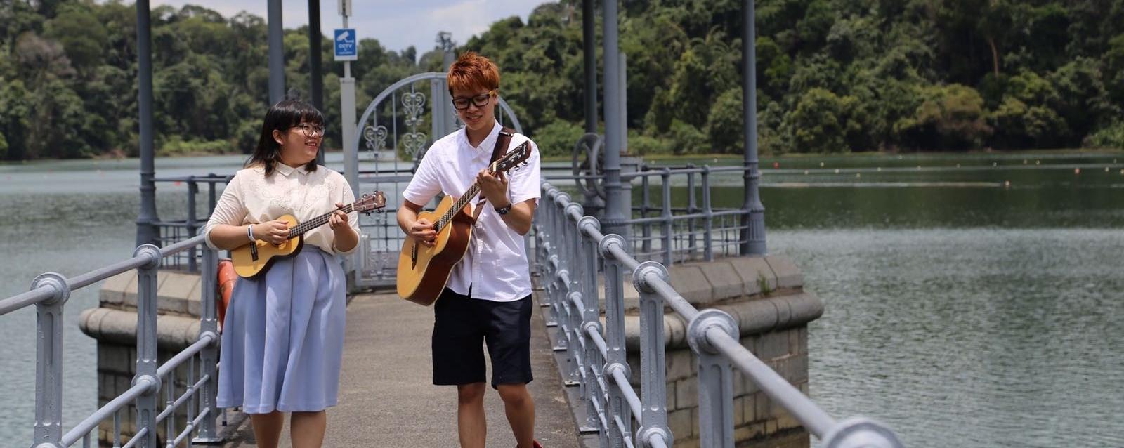 Esplanade Presents: Red Dot August -  Only.唯一 [Irwin & Eli]