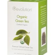 Organic Green from Revolution Tea