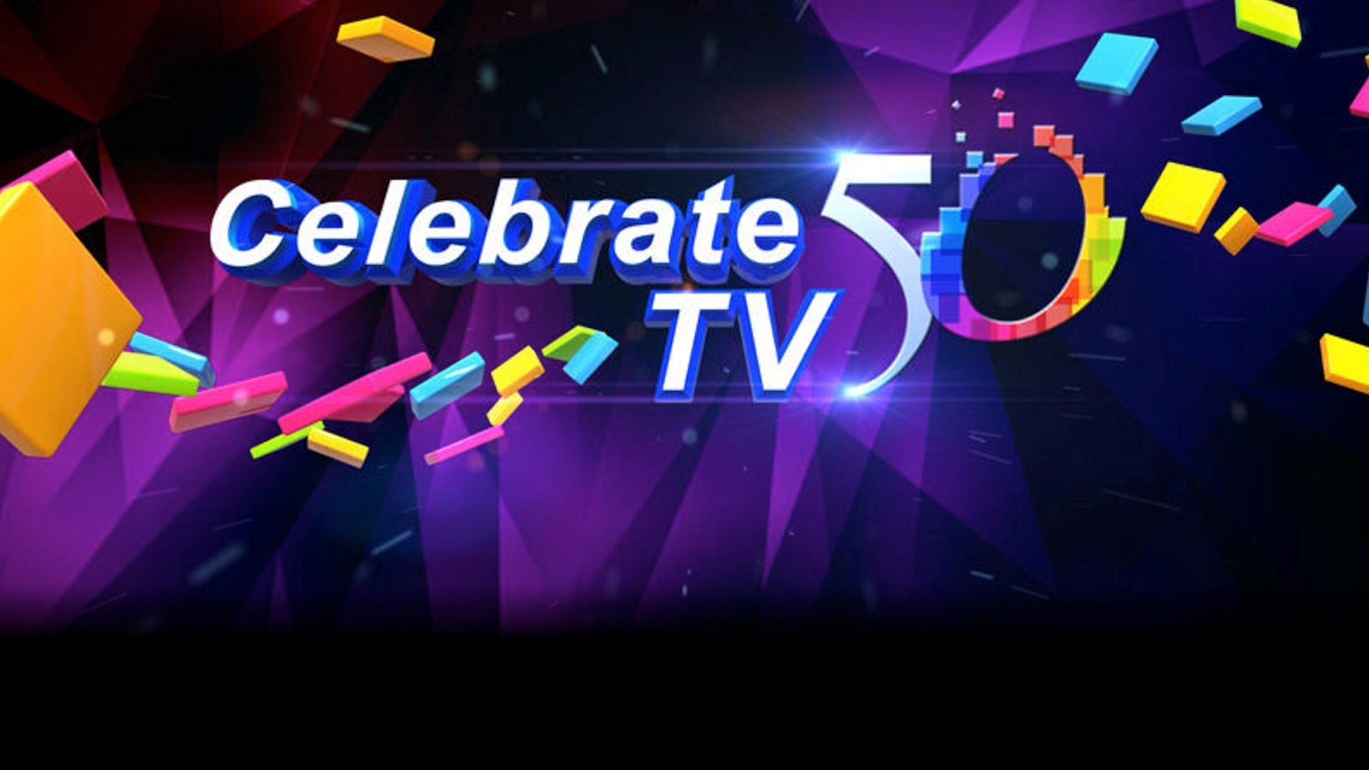 Celebrate TV50