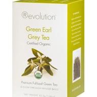 Green Earl Grey from Revolution Tea