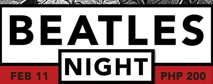 BEATLES NIGHT!