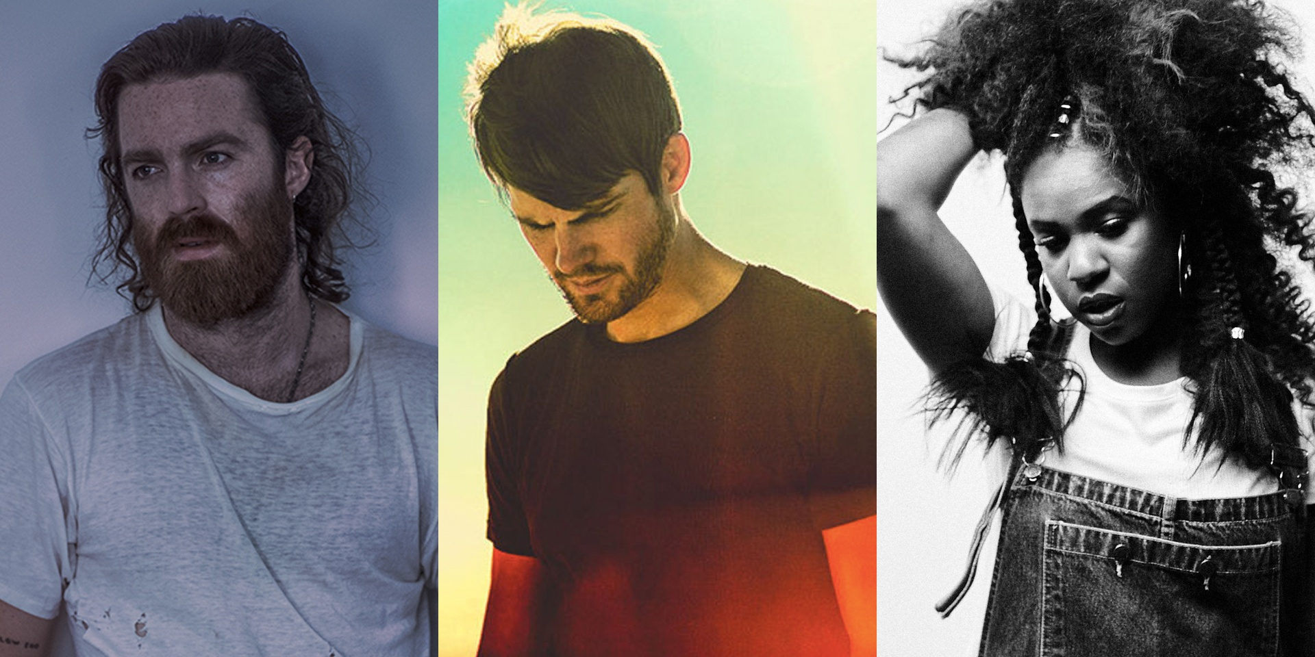 Here's the full schedule for Laneway Festival 2017