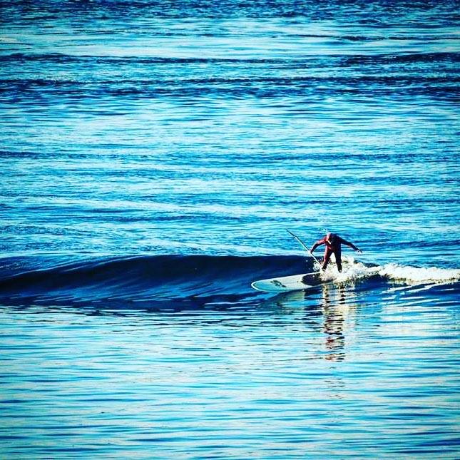 Tug Surfing on Shilshole Bay
