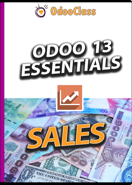 Odoo 13 Essentials - Sales