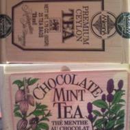Chocolate Mint Tea from The Metropolitan Tea Company