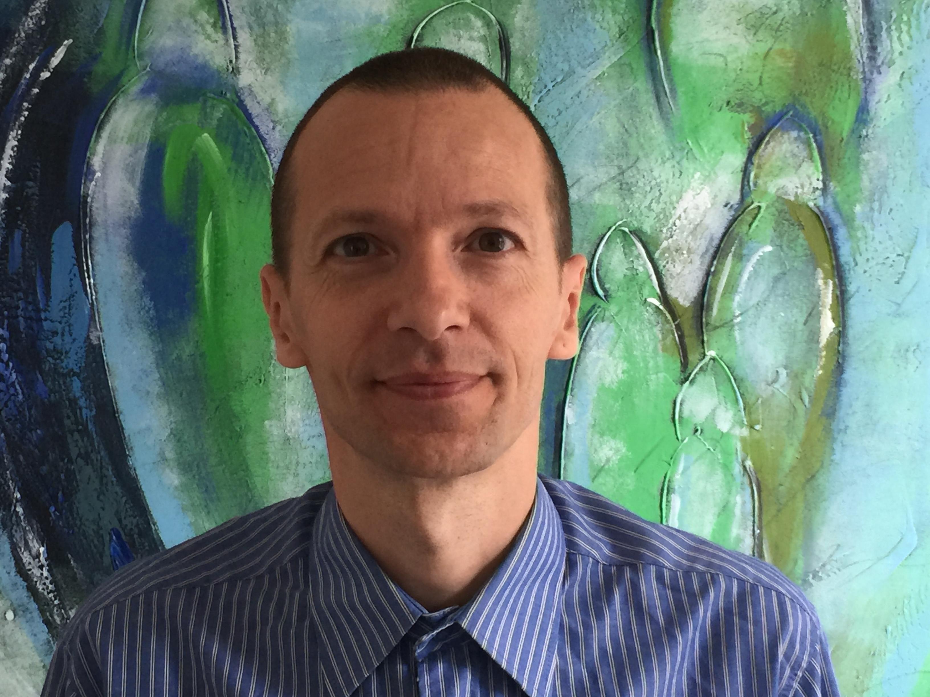 Psykolog Jesper Krogholt