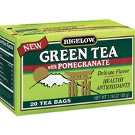 Green Tea with Pomegranate from Bigelow