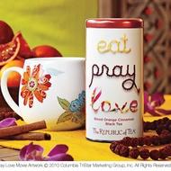 Eat, Pray, Love - Blood Orange Cinnamon Tea from The Republic of Tea