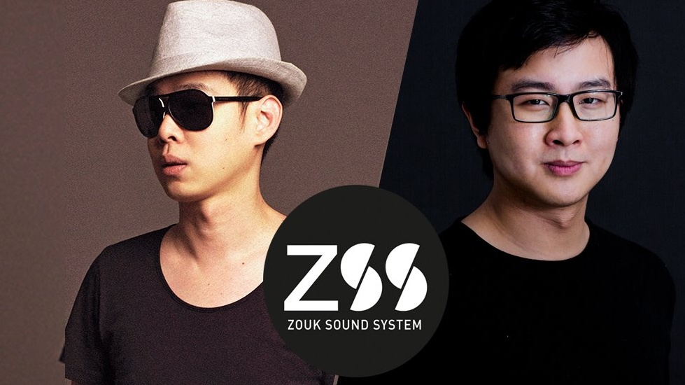 ZSS presents FORMATIVE & LINCEY