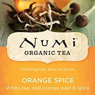 Orange Spice from Numi Organic Tea