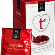 Heart-Tee Pure Wild Hibiscus Tea from Wild Hibiscus Flower Company