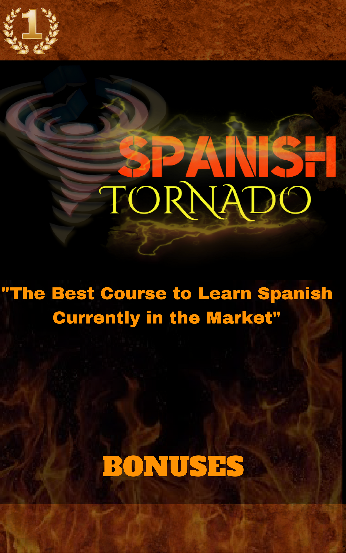 Spanish Tornado - The Best Course to Learn Spanish For