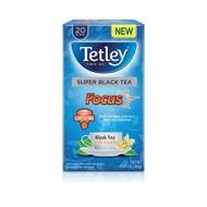 Super Black Tea • Focus • Black Tea with Vanilla from Tetley