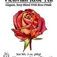 Victorian Rose Tea from Eastern Shore Tea Company