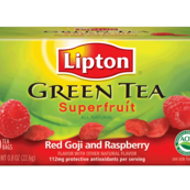 Superfruit Red Goji & Raspberry from Lipton