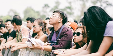 Should festival-goers be mad there's no re-entry at Laneway?