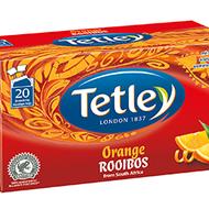 Orange Rooibos from Tetley