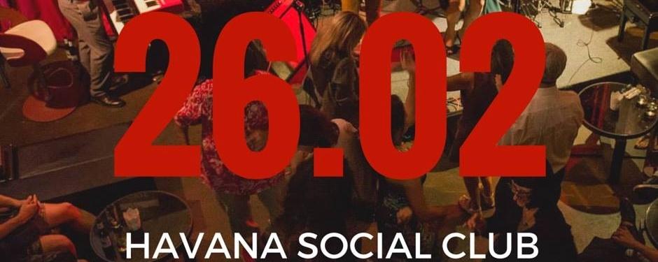 Latin Night with Havana Social Club