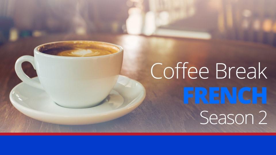 Take Break Coffeebreak : Coffee break french season the coffee break academy