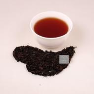 Not-So-Plain Vanilla from The Tea Smith