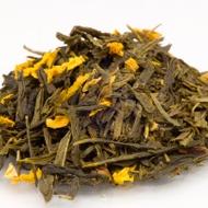 Mango Sencha from The Tea Haus