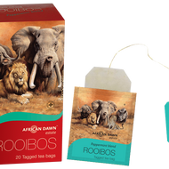 Rooibos peppermint blend from African Dawn