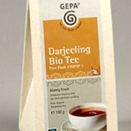 Darjeeling Bio Tee, First Flush from GEPA