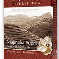 Magnolia Puerh from Numi Organic Tea