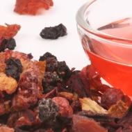 Real Fruit & Rum Tea from Jenier World of Teas