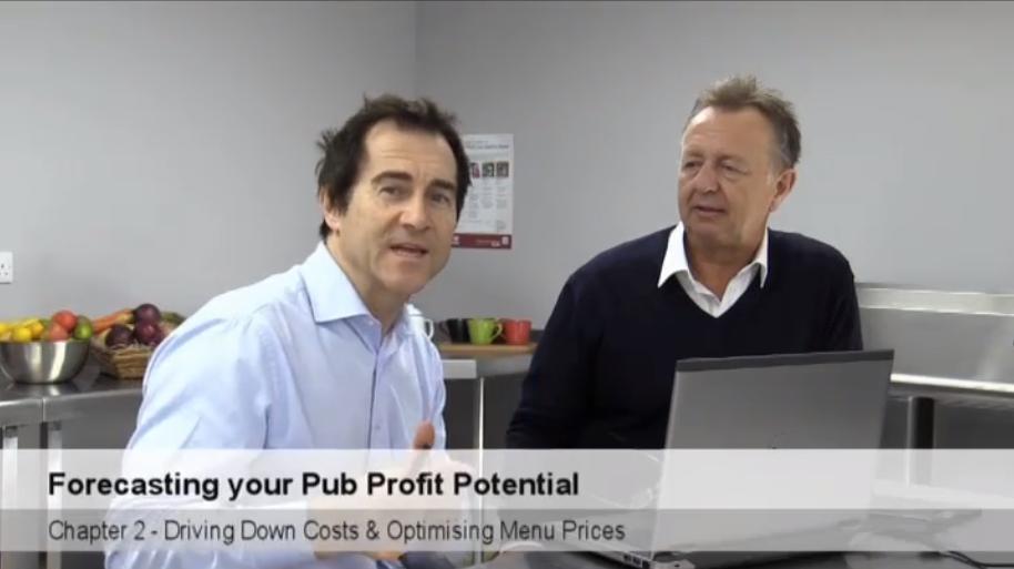 The Food Profit Formula for Pubs