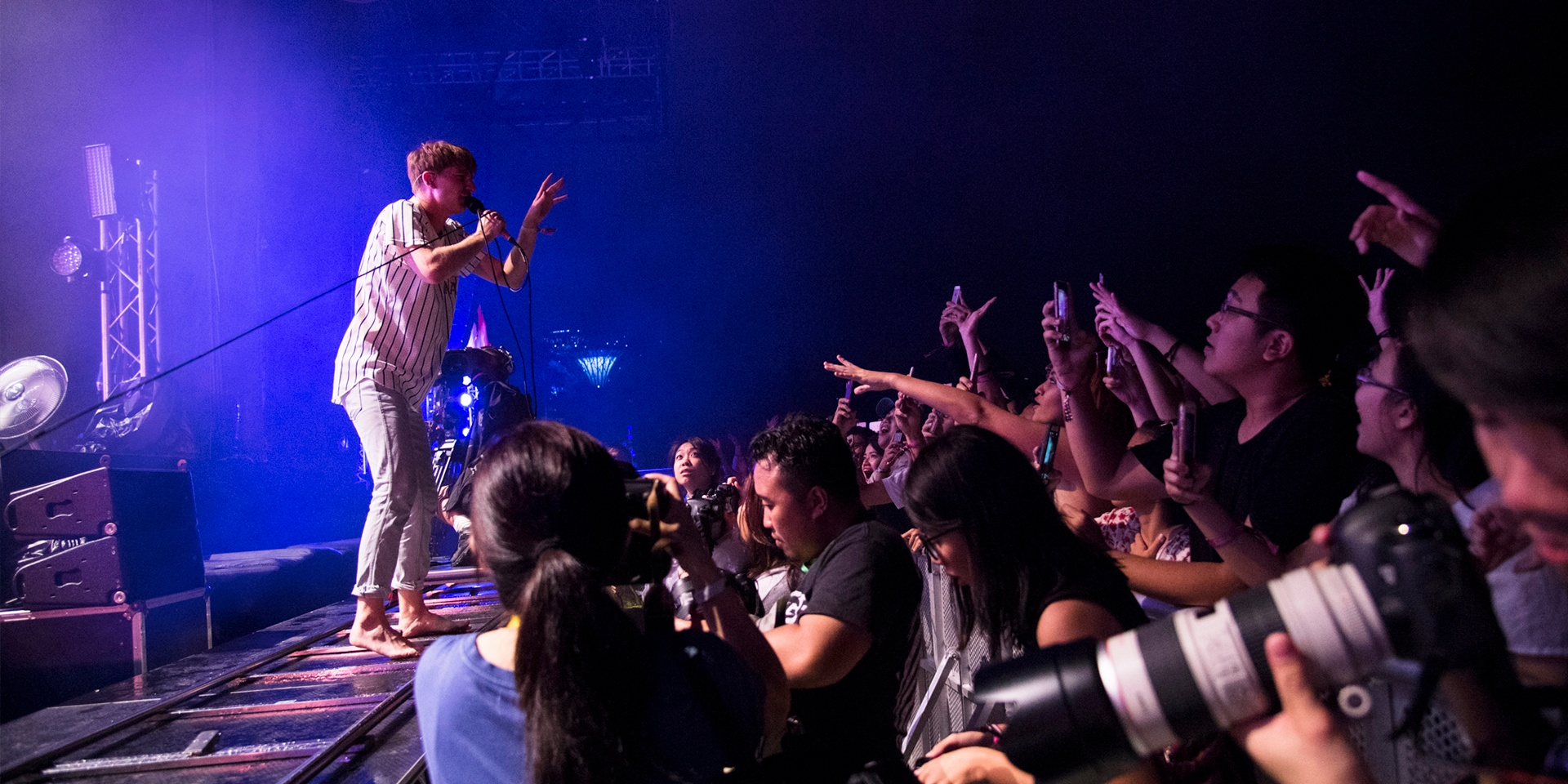 The highs and lows of Laneway Festival Singapore 2017