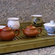 Po Tou (ginger flower fragrance) 2007 Dan Cong Phoenix Oolong from Tea Habitat