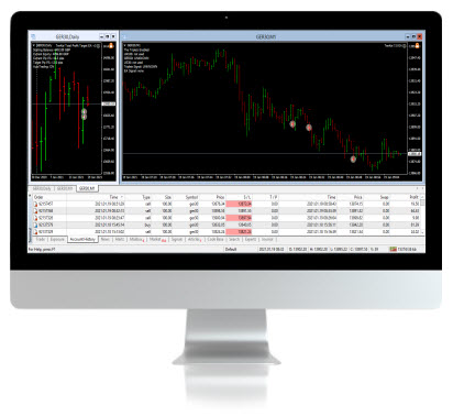 TenKei Trading Screen