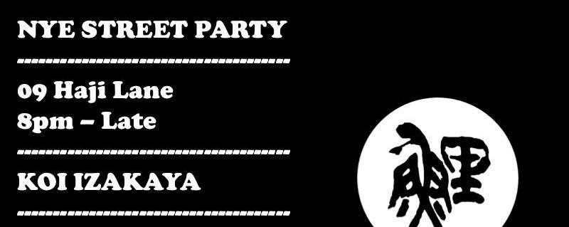 Nye Street Party