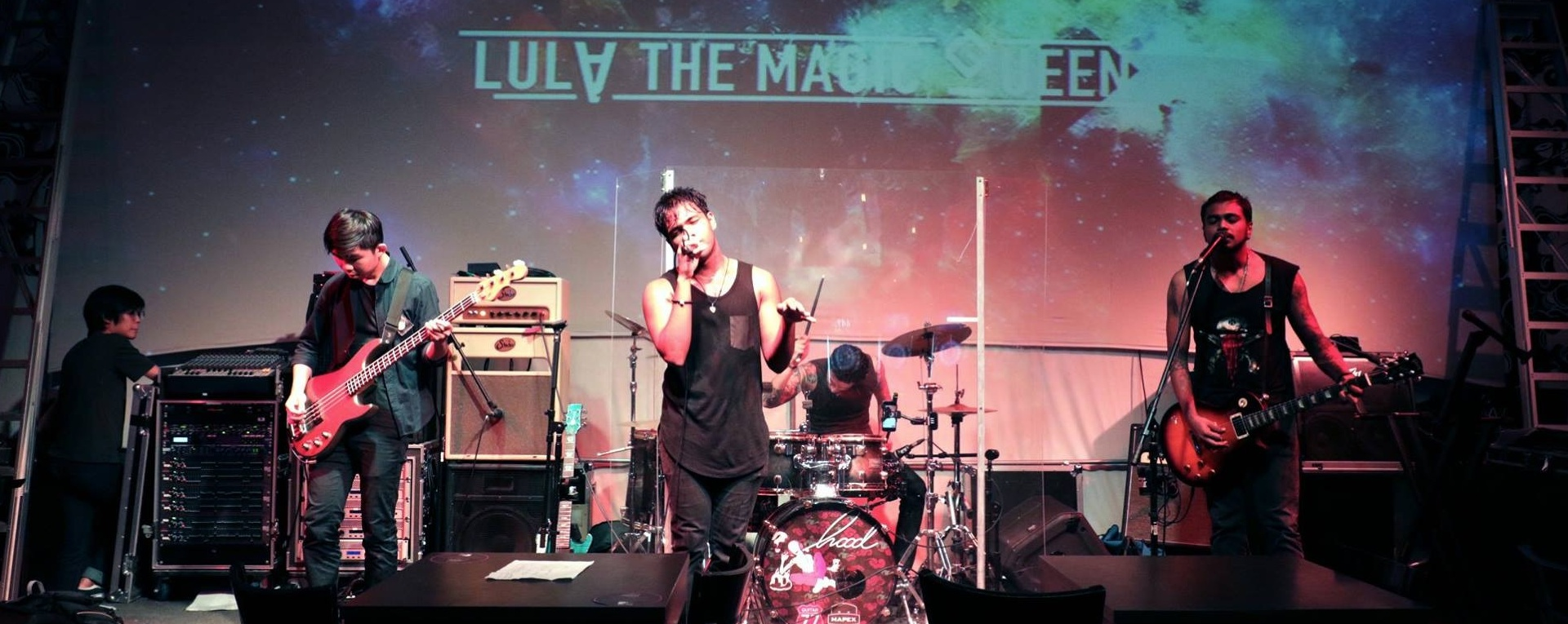 Lula The Magic Queen - Live at Hard Rock Cafe