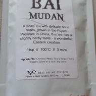 bai mudan from Bruu Tea