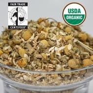 Organic Chamomile Flower from LeafSpa Organic Tea