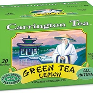 Green Tea - Lemon from Carrington Tea