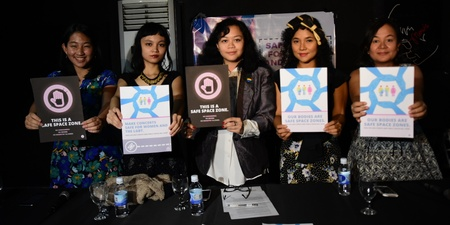 Risa Hontiveros and local musicians push for Safe Spaces in the music scene