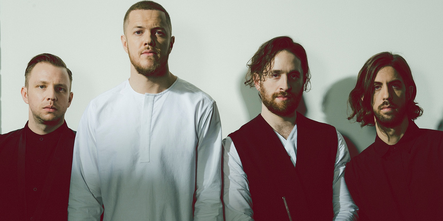 Imagine Dragons are returning to Singapore