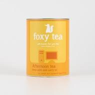 Afternoon tea from Foxy tea