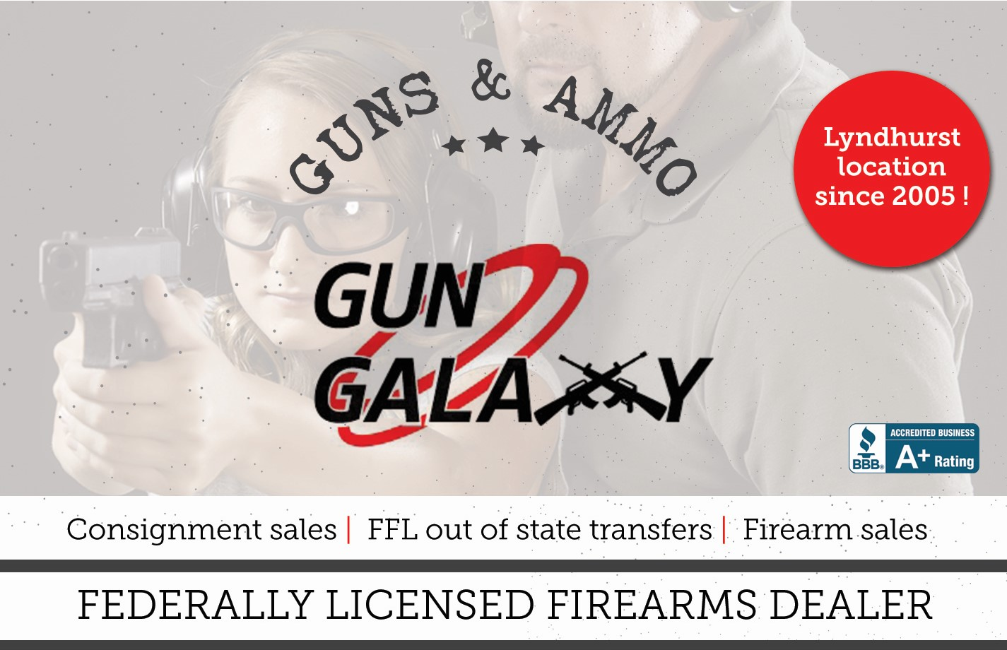 Gun Galaxy | Firearms and Gear for sale | Lyndhurst | 44124