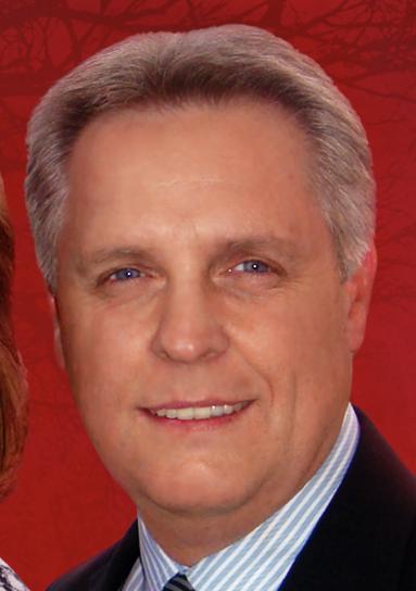 Pastor John Honeycutt