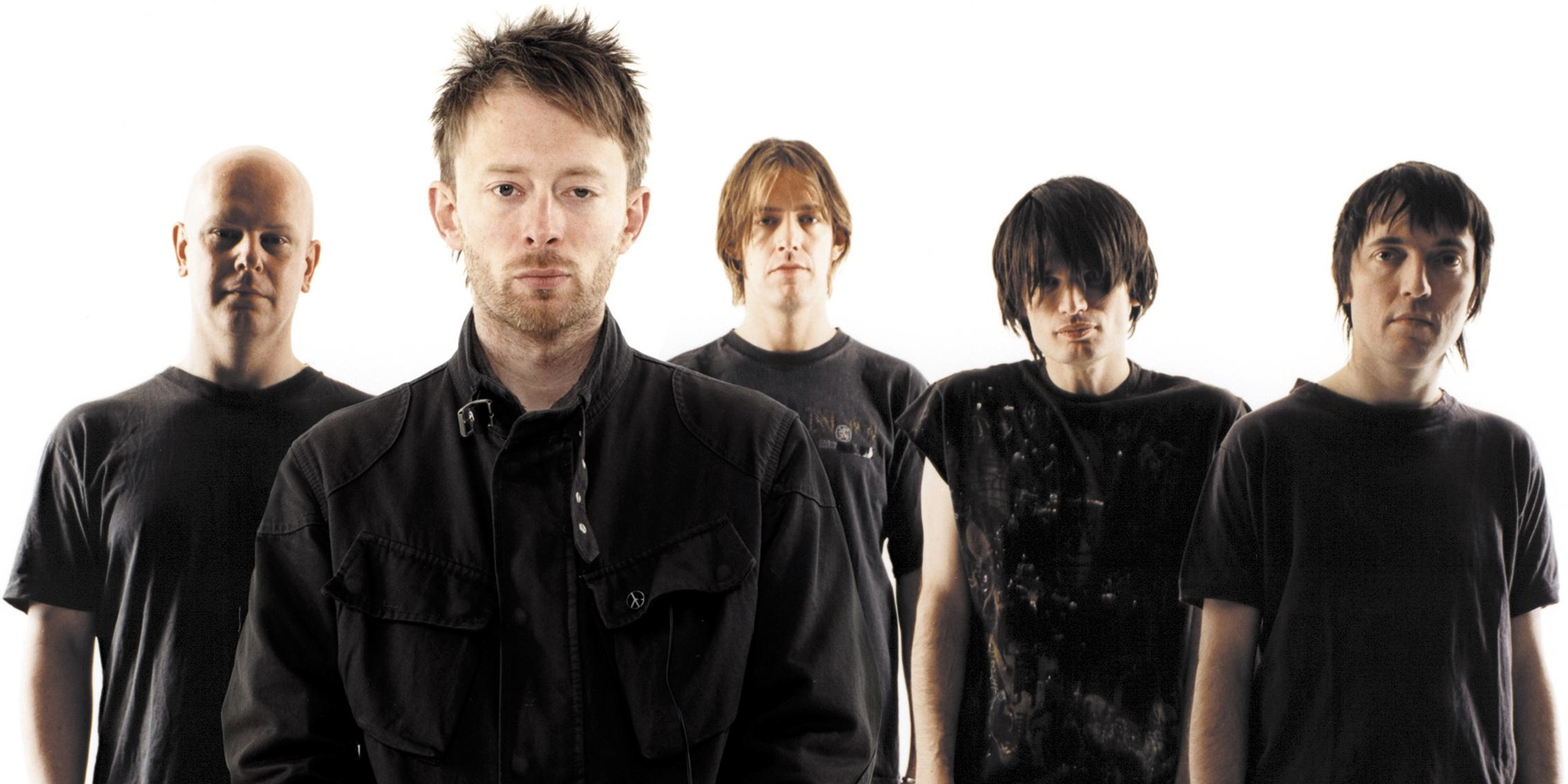 Radiohead is coming to Asia