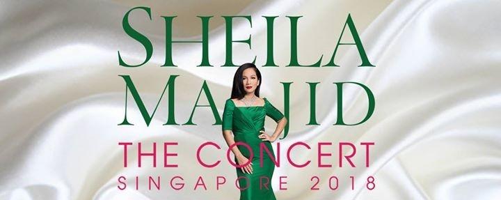 Sheila Majid: The Concert Singapore 2018