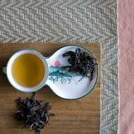 Organic Wu Yi Oolong from Divinitea