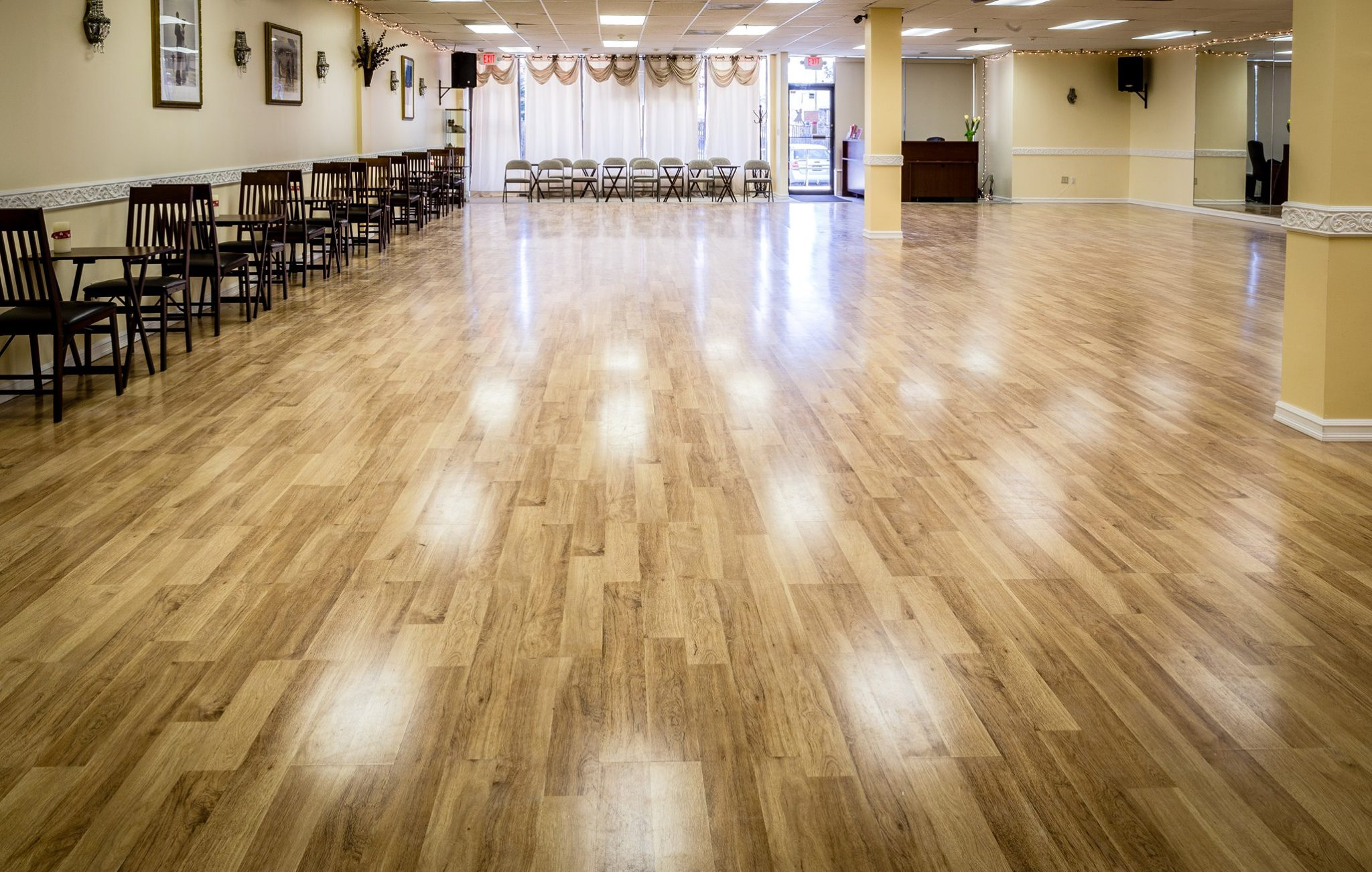 Ballroom Facto Dance Studio Venue For Rent In Patchogue
