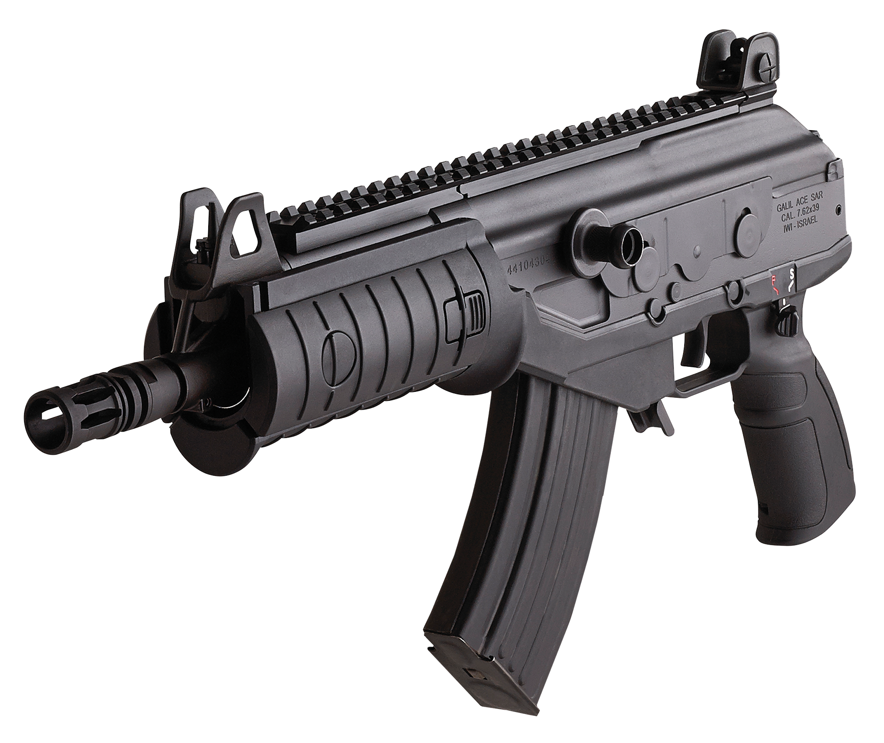 IWI US Galil Ace 7 62x39 with Stabilizing Brace GAP39SB