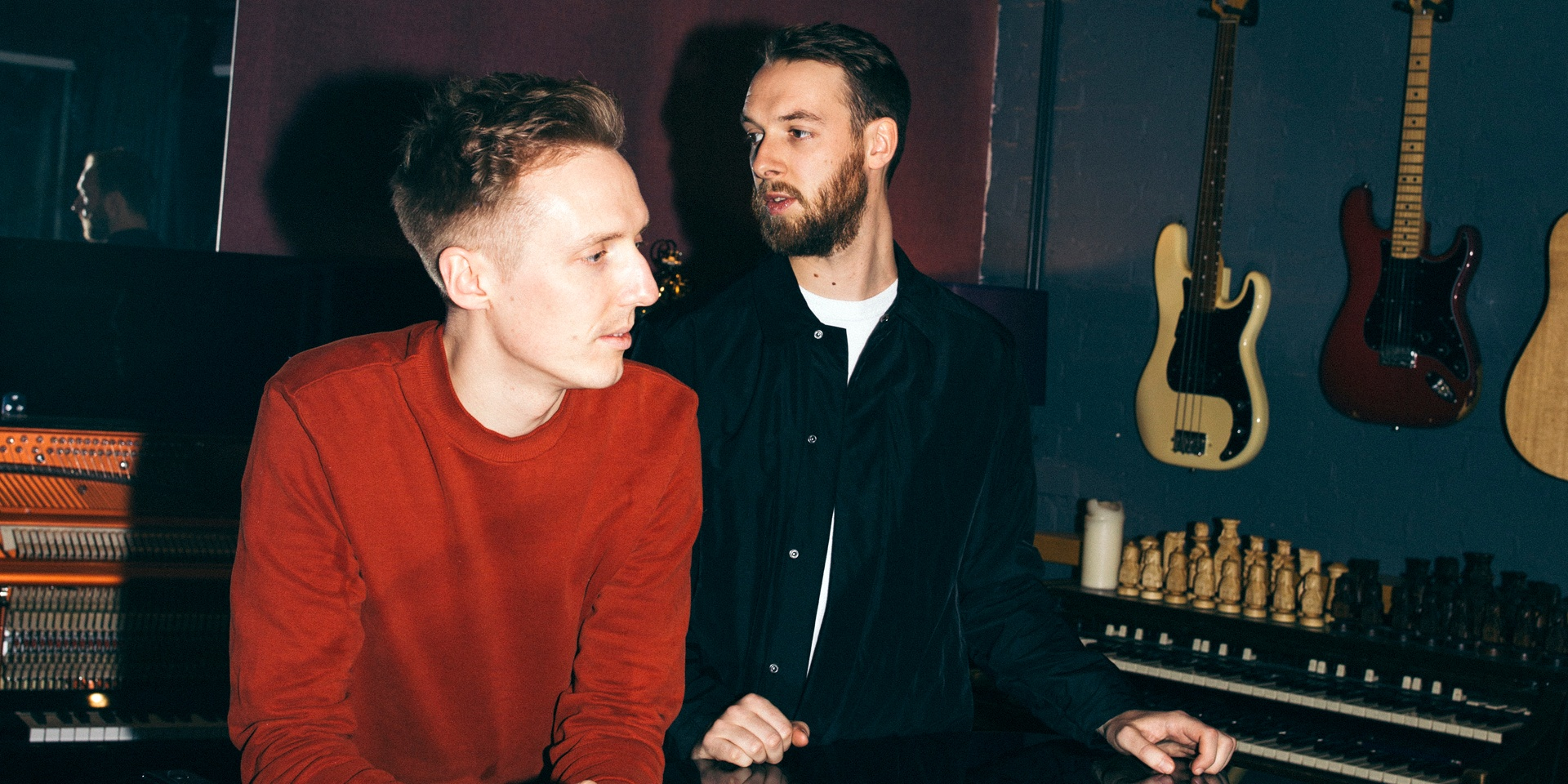 An interview with HONNE about their new album, their Singapore experience and their upcoming Asia tour